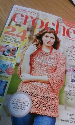March 14 edition Inside Crochet
